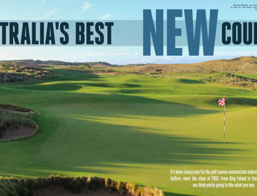Australia's Best New Golf Courses