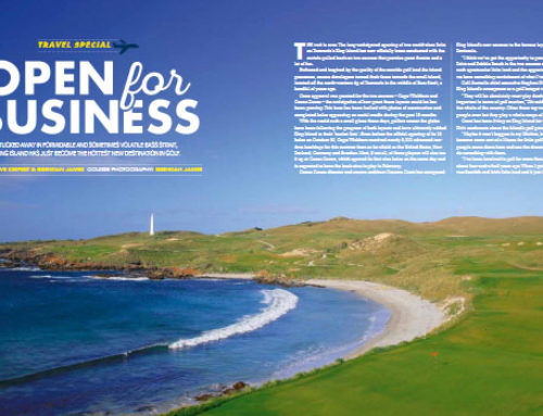 Golf Australia – King Island Is Open For Business
