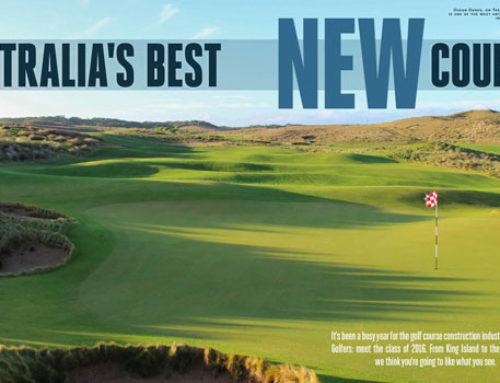 Australia's Best New Golf Courses