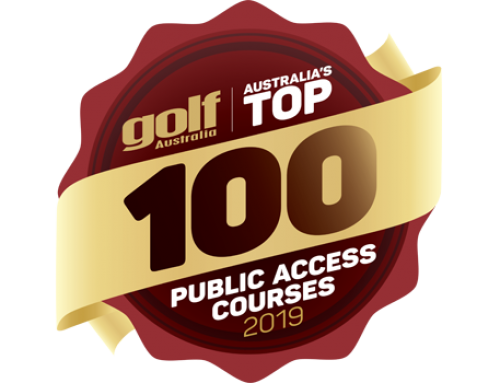 Golf Australia Top 100 Public Access