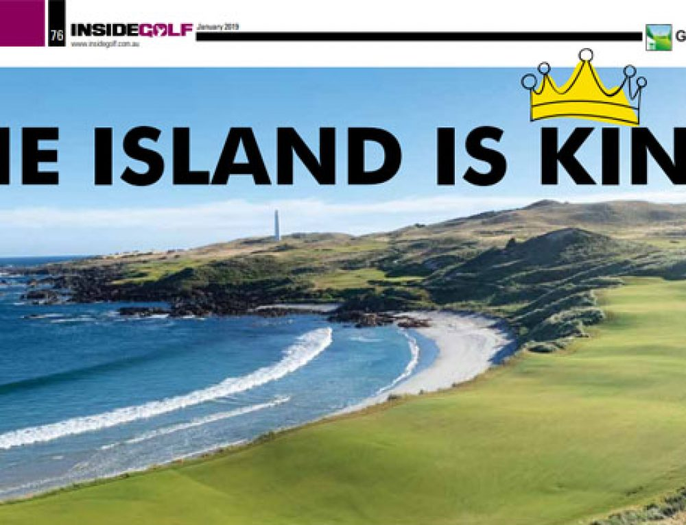 The Island Is King